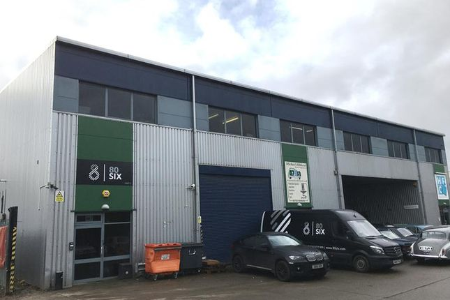 Thumbnail Light industrial to let in Chancerygate Business Centre, St Mary's Road, Langley, Slough, Berkshire