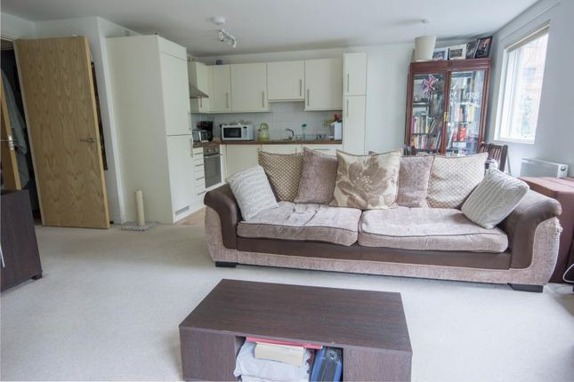 Thumbnail Flat to rent in Seren Park Gardens, London