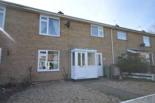 Thumbnail Terraced house for sale in Sale Road, Norwich