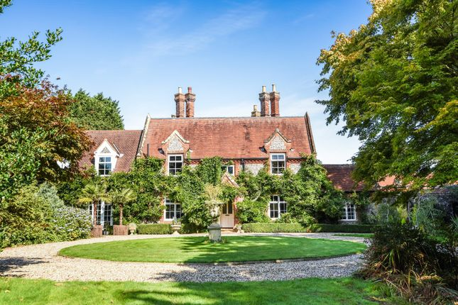 Thumbnail Detached house for sale in Haveringland, Norwich