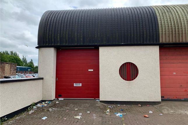 Thumbnail Industrial to let in Unit 13, James Little Street, Kilmarnock