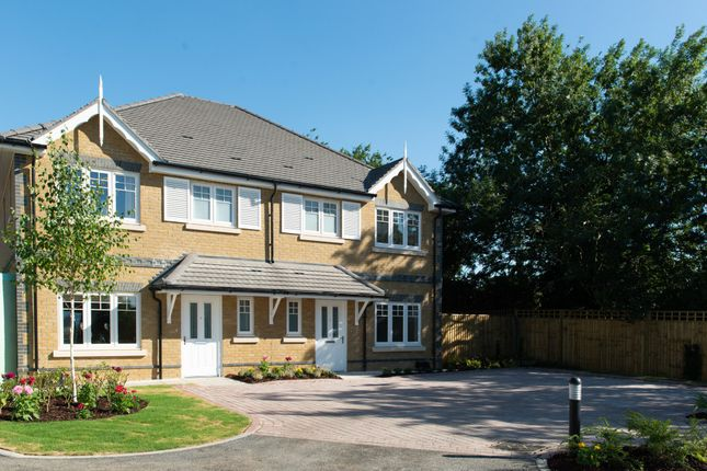 Thumbnail Semi-detached house for sale in Plot 26, Compass Fields, Bucks Avenue, Watford