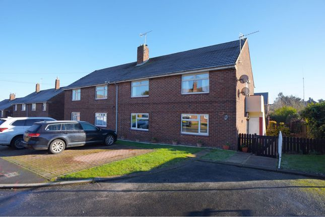 2 bed flat for sale in Hobart Close, Burton-On-Trent DE15
