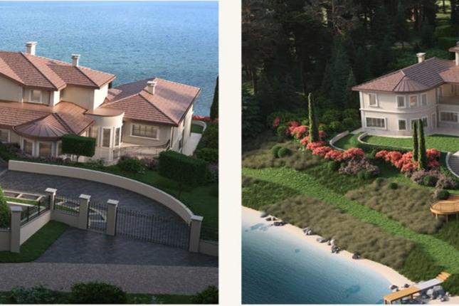 Thumbnail Villa for sale in Chens-Sur-Léman, France