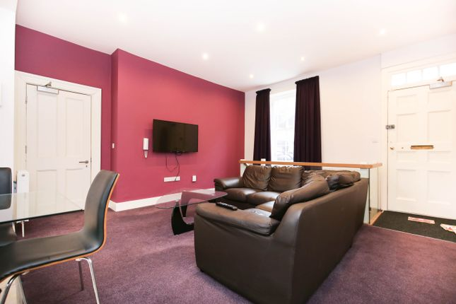 Thumbnail Flat to rent in St James' Terrace, City Centre, Newcastle Upon Tyne