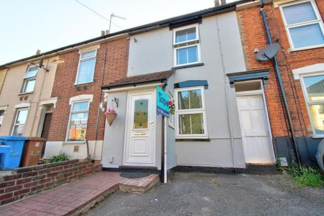 3 bed terraced house to rent in Wherstead Road, Ipswich IP2