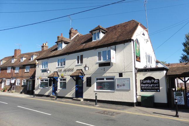Thumbnail Pub/bar for sale in Benover Road, Kent : Yalding