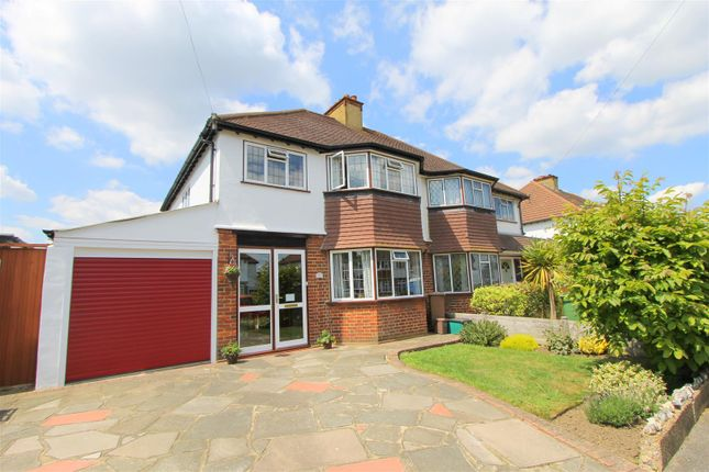 Thumbnail Semi-detached house for sale in Browning Avenue, Sutton