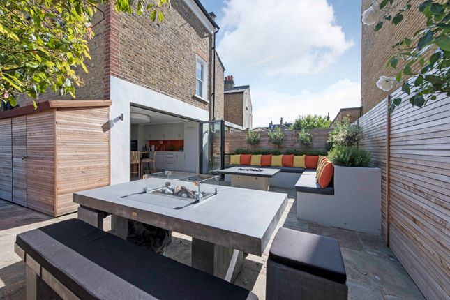 Thumbnail End terrace house to rent in Heslop Road, London