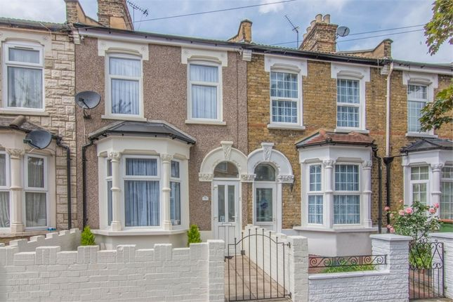 Thumbnail Terraced house for sale in Olive Road, Plaistow, London