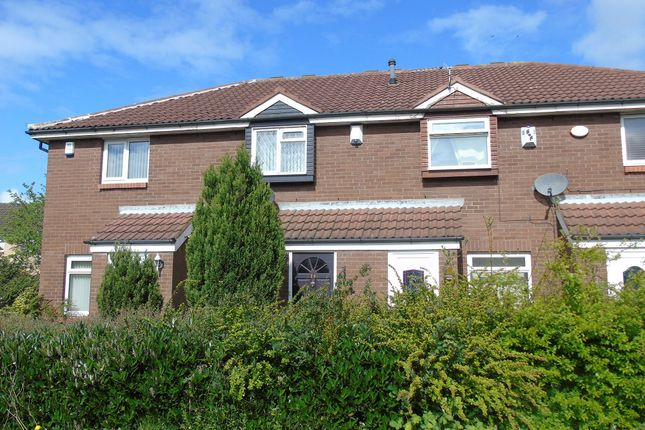 Thumbnail Terraced house to rent in Sunnybrow, New Silksworth, Sunderland