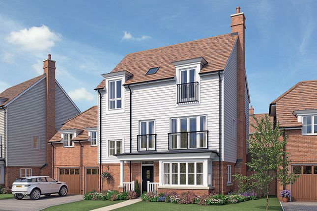 "Thumbnail Property for sale in ""The Lincoln"" at Rocky Lane, Haywards Heath"