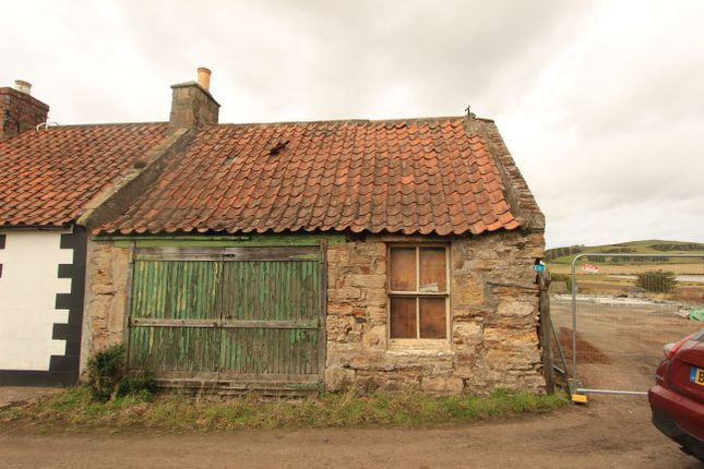 Sketch Suggest This Former Cottage Is Demolished To Allow For Access And Garage.