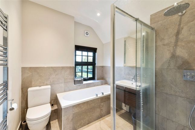 Bathroom of Stannage Cottages, Stannage Lane, Churton, Chester CH3
