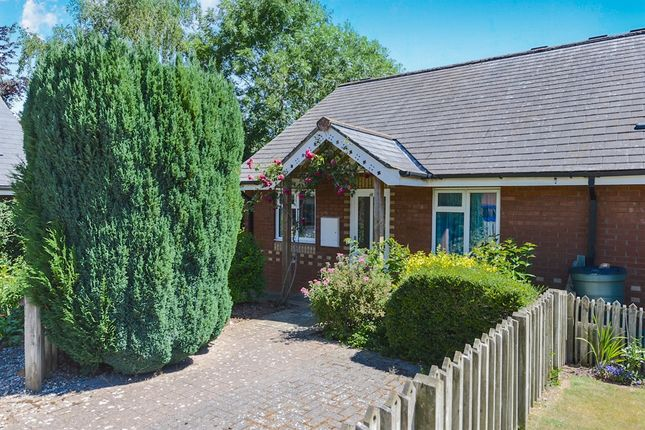 Thumbnail Terraced bungalow for sale in Fons George Close, Taunton