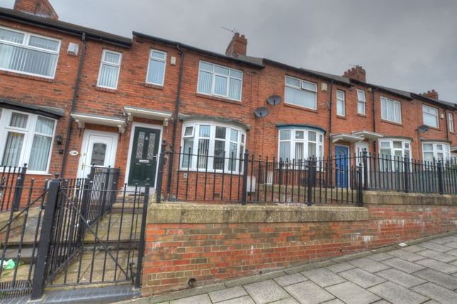 Thumbnail Terraced house to rent in Parmontley Street, Newcastle Upon Tyne