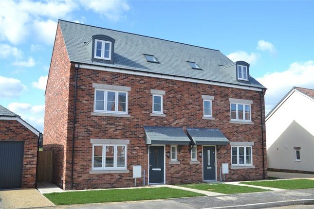 Thumbnail Semi-detached house for sale in West Coker Road, Yeovil
