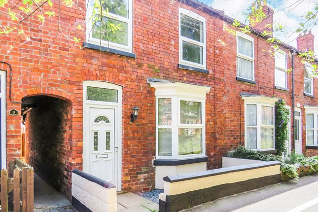 Terraced house for sale in East Banks, Sleaford