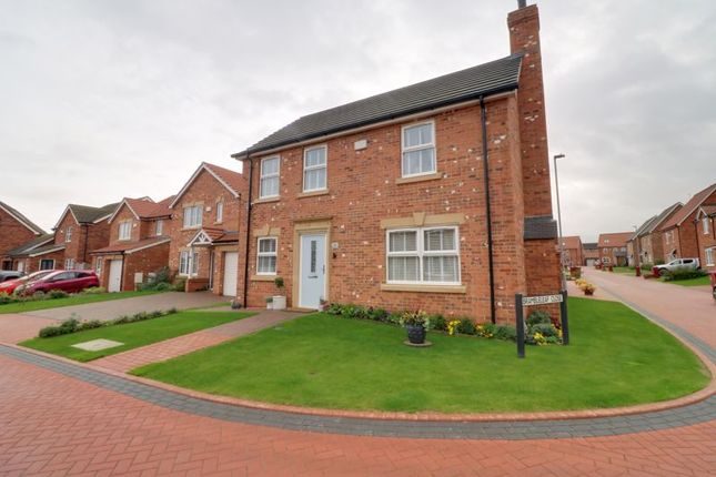 Thumbnail Detached house for sale in Bayleaf Lane, Barton-Upon-Humber