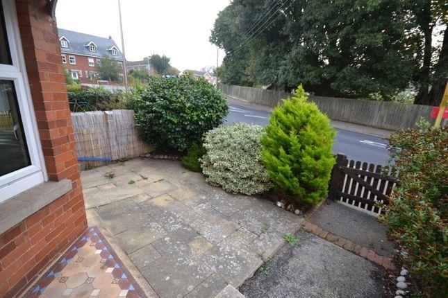 Front Garden of Lower Cranmere, 35 Station Road, Budleigh Salterton, Devon EX9