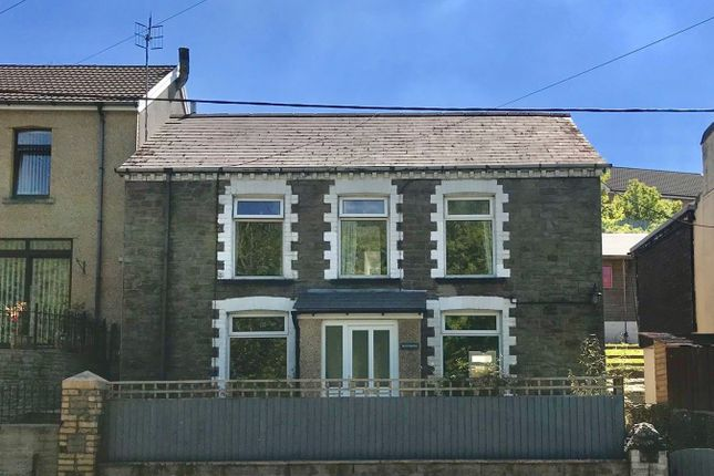 Detached house for sale in Main Road, Maesycwmmer, Hengoed