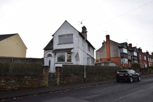 Thumbnail Detached house to rent in Westfield Lane, Mansfield