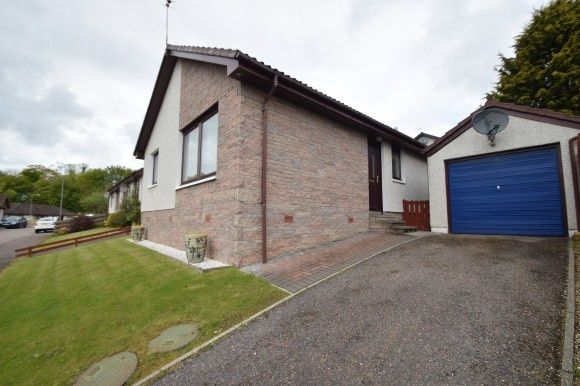 Thumbnail Detached bungalow to rent in Feddon Hill, Fortrose