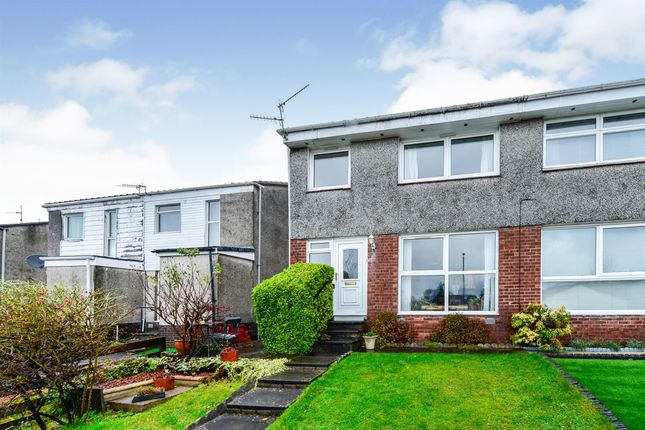Thumbnail Terraced house for sale in Hunters Avenue, Dumbarton