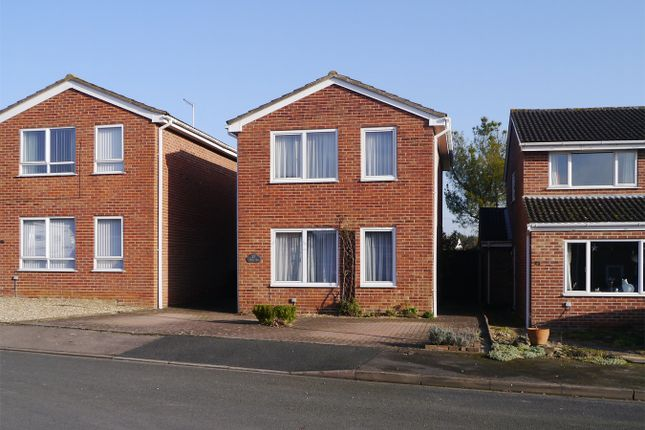 Thumbnail Detached house for sale in Theocs Close, Tewkesbury Park, Tewkesbury, Gloucestershire