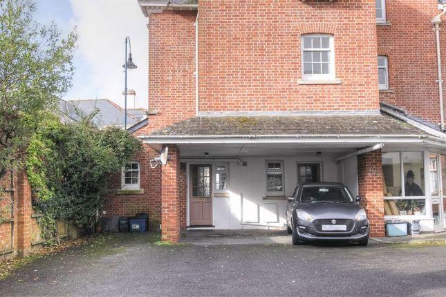 Thumbnail 2 bed property to rent in St. James Street, Okehampton