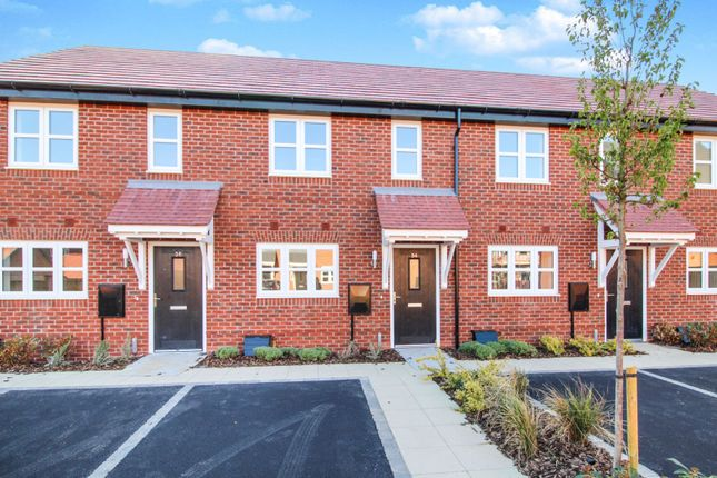 Thumbnail Terraced house for sale in 34 Wheatcroft Drive, Nottingham
