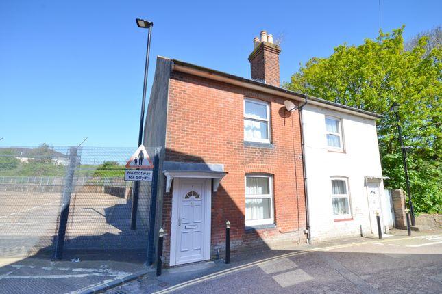 Thumbnail End terrace house to rent in Blackhouse Quay, Little London, Newport