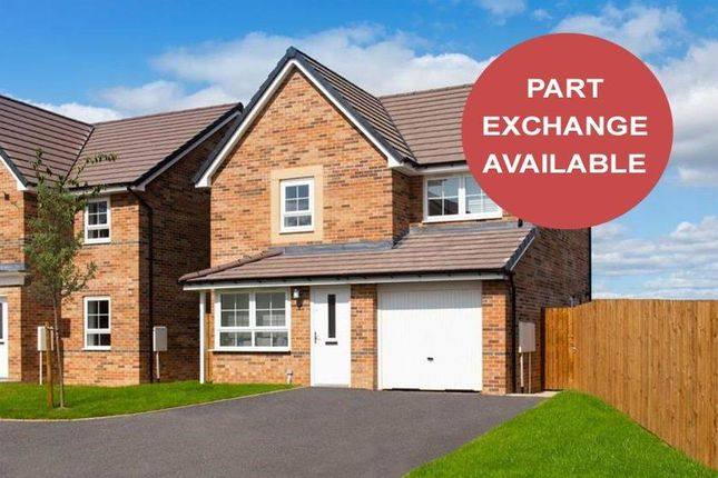 "Thumbnail Detached house for sale in ""Derwent"" at Firfield Road, Blakelaw, Newcastle Upon Tyne"