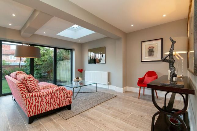 Living Area of Hillside Road, Hale, Altrincham WA15