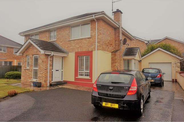 Thumbnail Detached house for sale in Danton Manor, Strabane