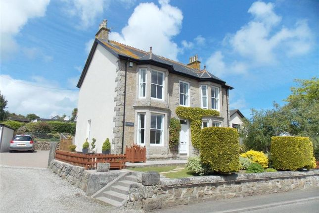 Thumbnail Property for sale in Church Road, Lelant, St Ives
