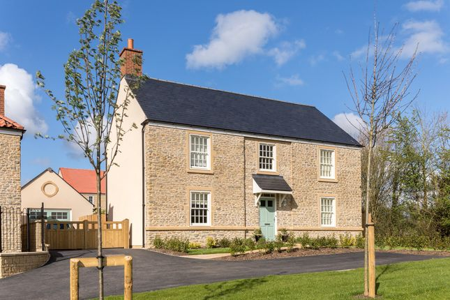 "Thumbnail Detached house for sale in ""Henley"" at Warminster Road, Beckington, Frome"