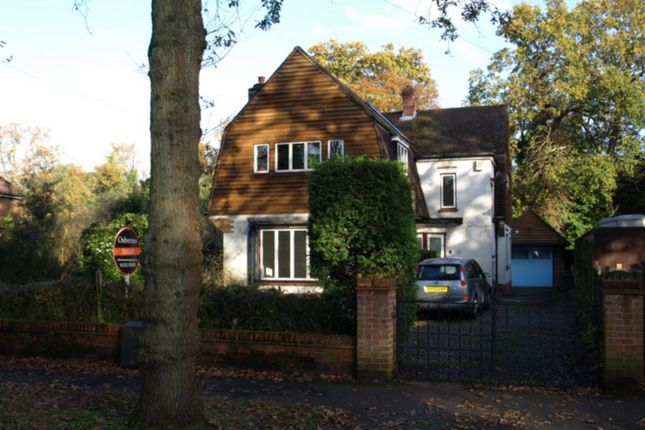 Thumbnail Detached house to rent in Canterbury Road, Farnborough
