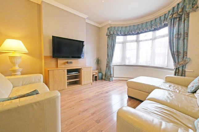 Thumbnail End terrace house to rent in Granville Road, Hillingdon, Uxbridge