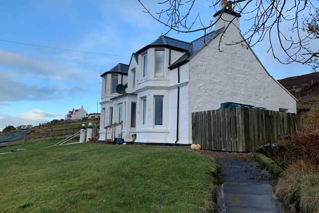 Thumbnail Detached house for sale in 8 Glasphein, Glendale, Isle Of Skye