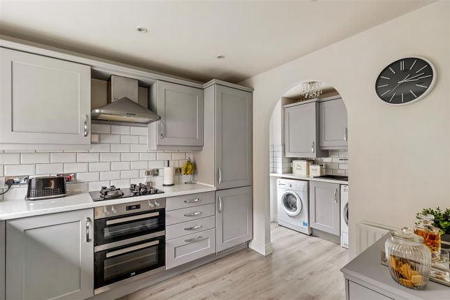 Kitchen of Badgers Den, Singleton, Ashford TN23