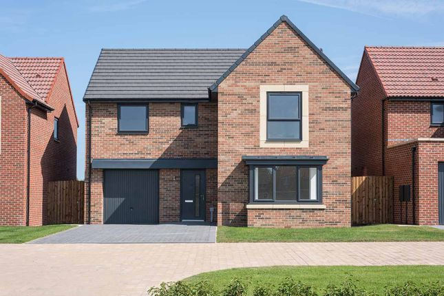 """4 bed detached house for sale in """"The Grainger"""" at Alan Peacock Way, Middlesbrough TS4"""