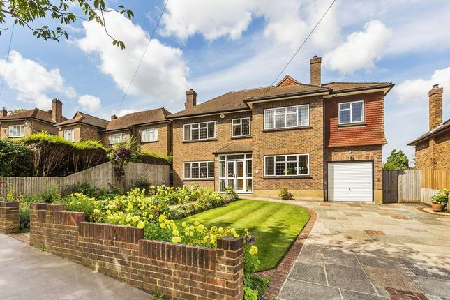 Thumbnail Detached house for sale in Manor Gardens, South Croydon