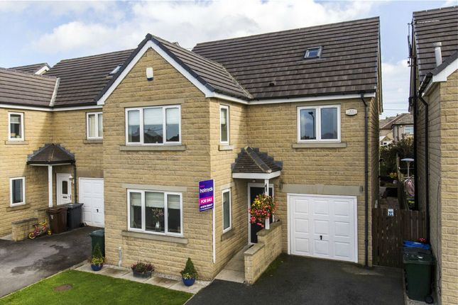 Thumbnail Detached house for sale in Oakdale Grove, Shipley, West Yorkshire