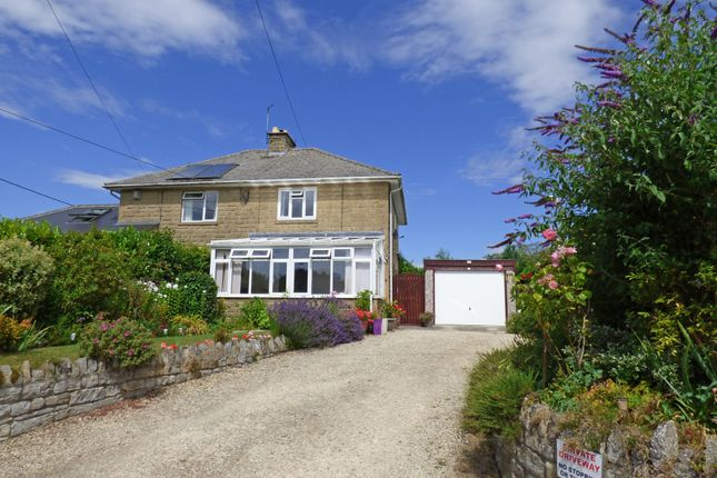 Thumbnail Semi-detached house for sale in Vale View, Bayford, Wincanton
