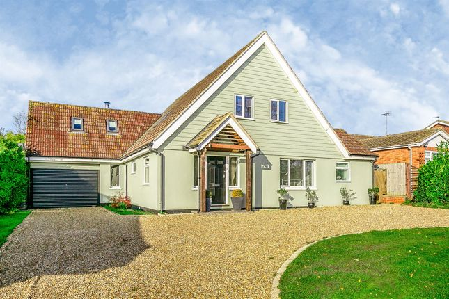 Detached house for sale in Thorpe Road, Clacton-On-Sea