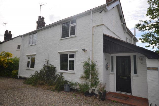 Thumbnail Detached house to rent in Burton Road, Rossett, Wrexham