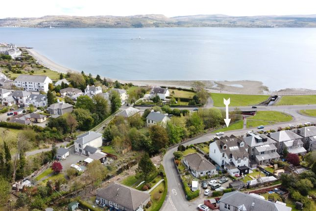 Thumbnail Flat for sale in Glenmorag Crescent, Dunoon, Argyll