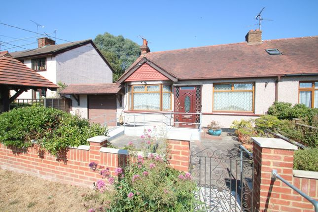 Thumbnail Semi-detached bungalow for sale in Ashingdon Road, Ashingdon, Rochford