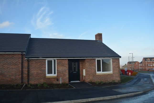 2 bed semi-detached bungalow for sale in Highstone Road, Barnsley